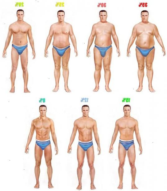 Bränna fett mage