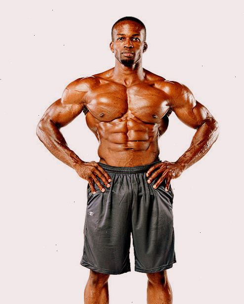 hur får man muskler
